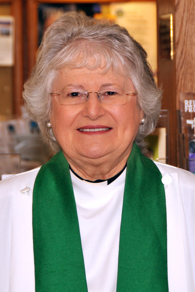 Revd June Knight